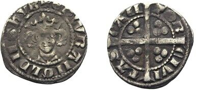 England Great Britain Edward I. 1272-1307 Silver Penny Long Cross