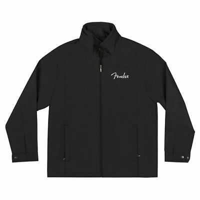Fender Jacket Mens Black L