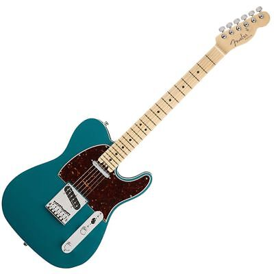 Fender American Elite Telecaster - Maple Neck - Ocean Turquoise