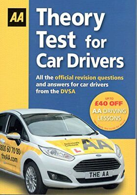 AA Theory Test for Car Drivers,AA Publishing