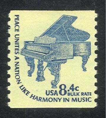 USA 1975 Piano/Musical Instruments/Music 1v coil (n44094)