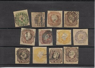 Portugal classics only inc different type, huge cat  (#8746a)