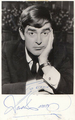 Derek Nimmo Vintage Signed Photo
