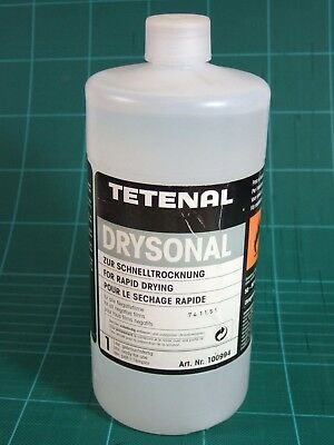 Tetenal DRYSONAL Film Drying Agent for RAPID DRYING - 1 litre - New, Unopened