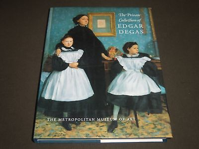 1997 The Private Collection Of Edgar Degas By Ann Dumas Book - I 560