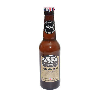 Bottom Sniffer Beer For Dogs 330ml Festive Christmas Stocking Filler Treat