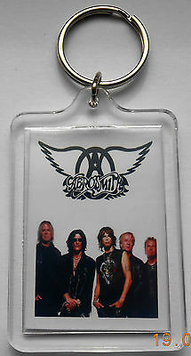 Aerosmith  Keyring  Starz Crafts Unique Collection  Limited Edition