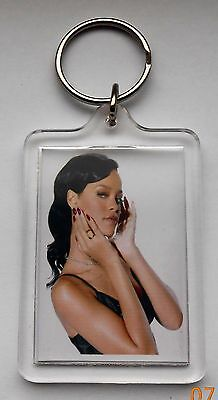 Rihanna  Keyring   Starz Crafts Unique Collection - Limited Edition