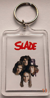 Slade  Keyring   Starz Crafts Unique Collection - Limited Edition