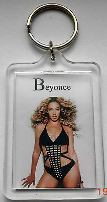 Beyonce  Keyring   Starz Crafts Unique Collection - Limited Edition