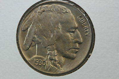 1930-S Buffalo Nickel MS