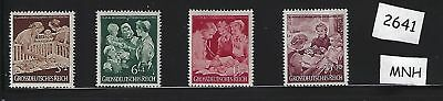 MNH stamp complete set / Third Reich / Mother and Children March 1944 / MNH set