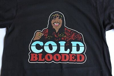 rick james cold blooded dave chapelle funny t shirt novelty