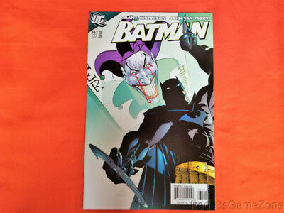 "DC Comics Batman #663 ""The Clown At Midnight"" 8.5 Return Of The Joker Morrison"