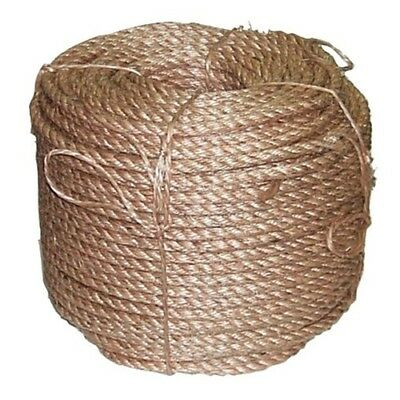 """Rope Products 5/8X600M 5/8""""x 600 foot manila rope"""