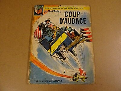 Bd Eo Collection Du Lombard / Dan Cooper - Coup D'audace