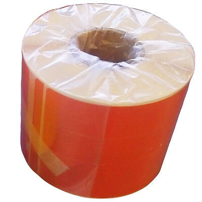 Red 99012 Dymo Compatible Labels 1 Roll (260 per roll) Permanent 36 x 89mm