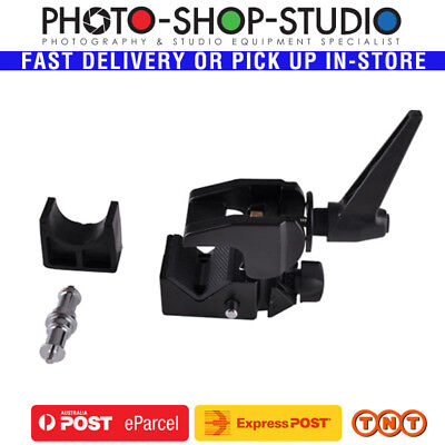 Nicefoto Super Clamp with Spigot for Ball Head and Lighting B-01