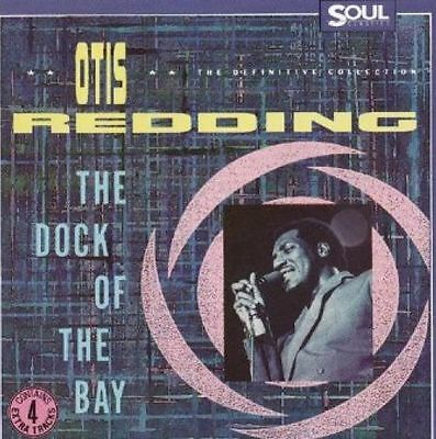 Otis Redding ( New Sealed Cd ) The Dock Of The Bay / Greatest Hits Very Best Of
