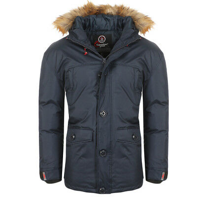 Canadian Peak Anolite by Geographical Norway Herren Parka Winter Jacke Parker