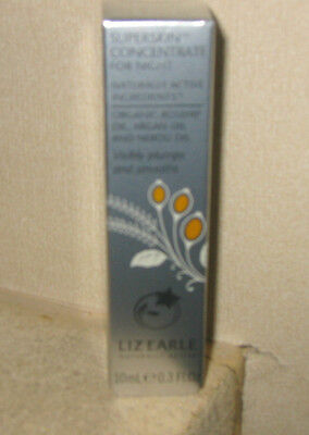 Liz Earle Superskin  Concentrate for Night Rosehip Argan Oils 10ml BNIB, Sealed