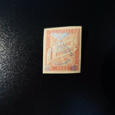 Nouvelle Calédonie Timbre Taxe N°14 Neuf ** Luxe Gomme D'origine Mnh Cote 68€