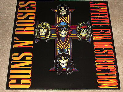 Guns N' Roses - Appetite For Destruction - New