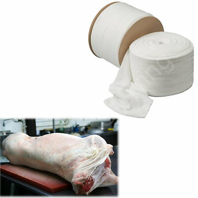 Mutton Cloth Stockinette Muslin Food Meat Wrapping Wrap Polishing Cloth White