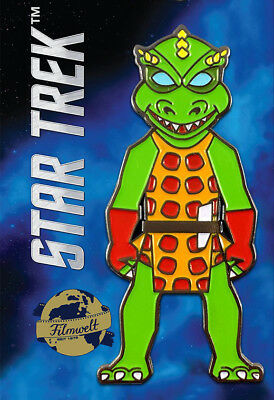 Gorn - exklusiver Sammler Collectors Pin Metall - Star Trek - neu