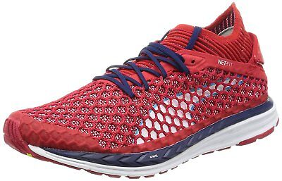 TG.49.5U Puma Speed Ignite Netfit Scarpe Sportive Outdoor Uomo