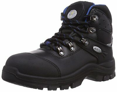 (TG. 39) Maxguard CONNOR, Scarpe antinfortunistiche unisex adulto, Nero (U4t)