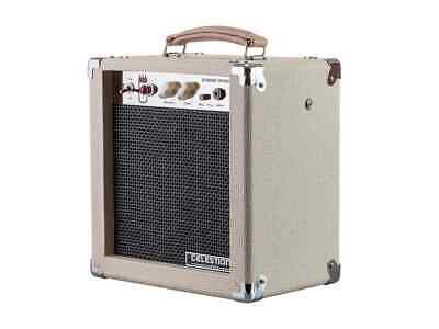 5-Watt 1x8 Guitar Combo Tube Amplifier with Celestion Speaker, 12AX7 Preamp