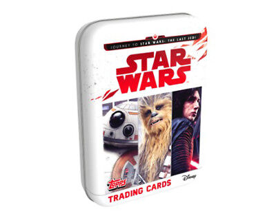 Star Wars Journey To The Last Jedi Mini Collector Tin
