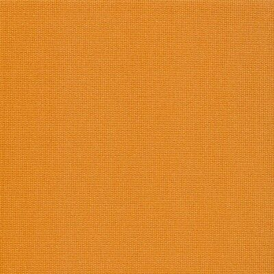 25 count Zweigart Evenweave Fabric Lugana Persian Orange size 49x69cms