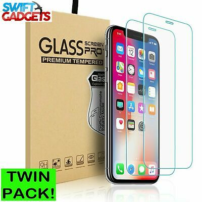 Screen Protector For Apple iPhone 8 Plus – Tempered Glass 100% Genuine