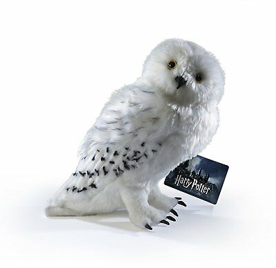 Official Harry Potter Hedwig Collectors Plush by Noble Collection NN8871
