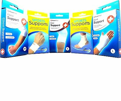 Support Wrist Hand Knee Ankle Elbow Strap Brace Carpal Rsi Sprain Nhs Arthritis