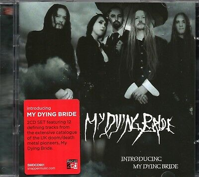 My Dying Bride - Introducing My Dying Bride (2 x CD) New & Sealed