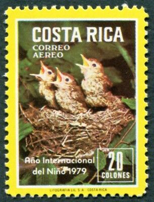 COSTA RICA 1979 20col SG1134 mint MH NG International Year of the Child #W47