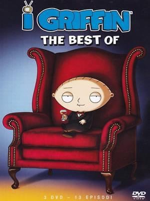 Dvd I Griffin - The Best Of (3 DVD) ......NUOVO