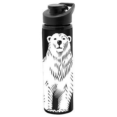 124150 Bundaberg Bundy Rum Bear Stainless Steel 750Ml Drink Water Bottle