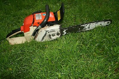 Stihl 028 AV Chain saw-Bar 18 inch.