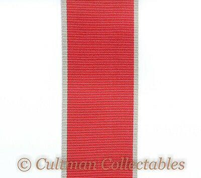 16a. CBE, OBE, MBE (Civil 2nd Type) Medal Ribbon (Full Size)