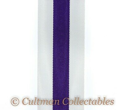 33. Military Cross / MC Medal Ribbon – Full Size