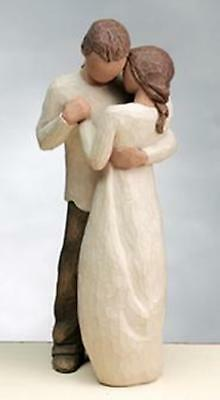 Demdaco Willow Tree Promise Cake Topper