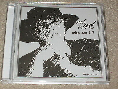 Mik / Mick West - Who Am I (Yellow Dog / Collusion / Jackdaw) - New Cd
