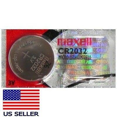 Maxell CMOS Motherboard 3v Lithium Coin Battery CR2032