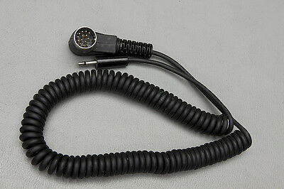 Quantum Instruments Motor Drive Cord for Rollei 6000 Series  Rollei to Miniphone