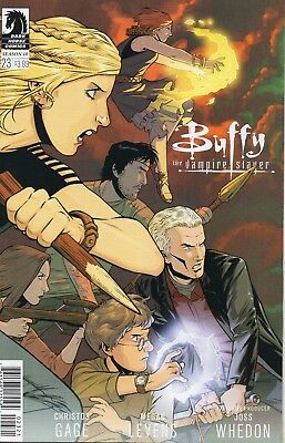 Buffy The Vampire Slayer Season 10 #23 (NM)`16 Gage/ Brendon/ Levens (Cover B)