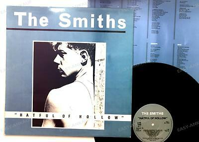 The Smiths - Hatful Of Hollow UK LP 1984 FOC + Innerbag /3